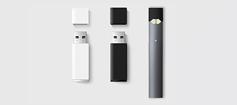 three juuls - ecigarettes