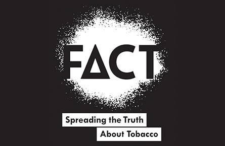 FACT Logo - Spreading the Truth About Tobacco